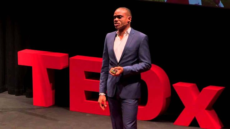 TEDx Talks (2015b) Education made the difference | Sunday Oliseh | TEDxEuston.