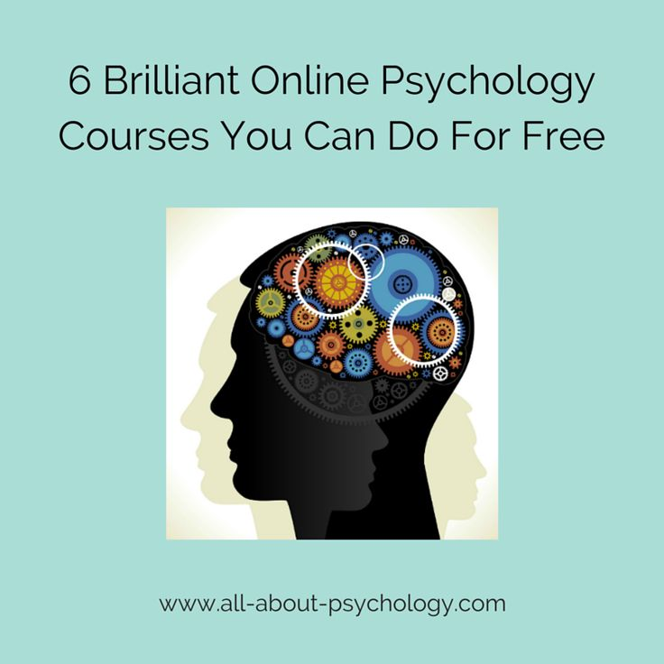 Click on image or see following link to check out 6 brilliant online psychology courses you can do for free this year. www.all-about-psychology.com/6-brilliant-online-psychology-courses-you-can-do-for-free.html #psychology