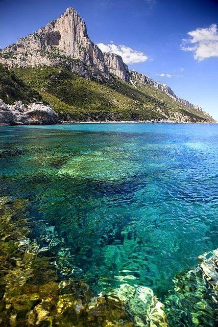 Baunei, Sardinia