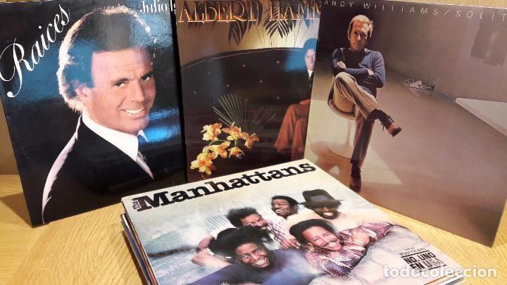 BUENA CALIDAD !! LOTE 20 VINILOS - LP/MAXI. MÚSICA VARIADA / VINILOS GARANTIZADOS/ VER FOTOS.