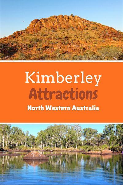 Kimberleys Attractions