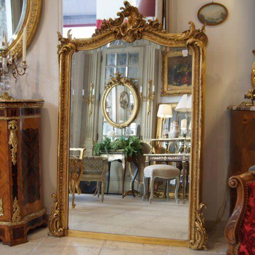 41 beste afbeeldingen over barok kaptafels spiegels op for Miroir louis xv