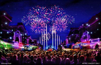 Pixar Fest la mayor celebración en un parque temático de las historias y los personajes de Pixar Animation Studios debuta en el Disneyland Resort el 13 de abril de 2018   El festival de Pixar que se presentará por tiempo limitado trae un nuevo y espectacular homenaje a la amistad con fuegos artificiales. Además regresan 'Paint the Night' y 'Pixar Play Parade  Anaheim California Octubre de 2017 /PRNewswire-/ -- Pixar Fest la mayor celebración de Pixar que haya tenido lugar en un parque Disney…