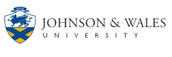 Johnson & Wales University. Go here.