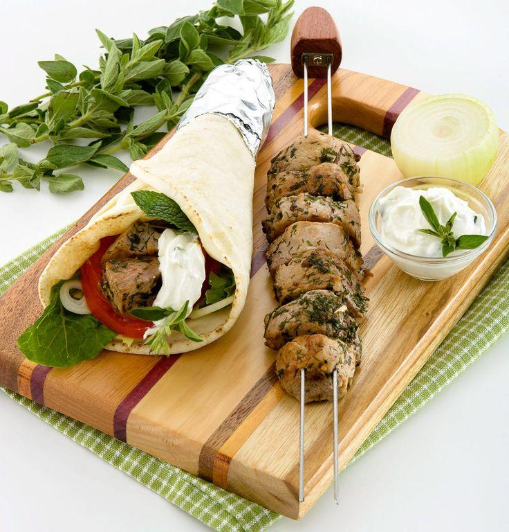 La cuisine grecque : légendaire et conviviale 27 recettes simples et conviviales