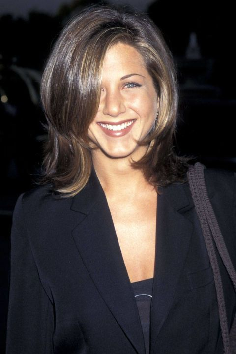 At the 11th Annual Television Critics Association Awards in 1995. See all of Jennifer Aniston's best looks.