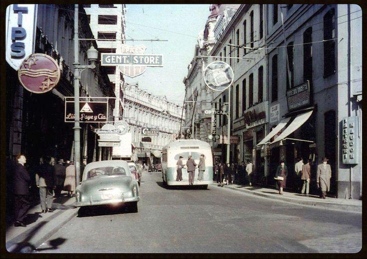 1960 - Calle Esmeralda