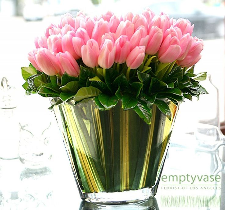 Send the PINK PARADISE bouquet of flowers from Empty Vase in West Hollywood, CA. Local fresh flower delivery directly from the florist and never in a box!