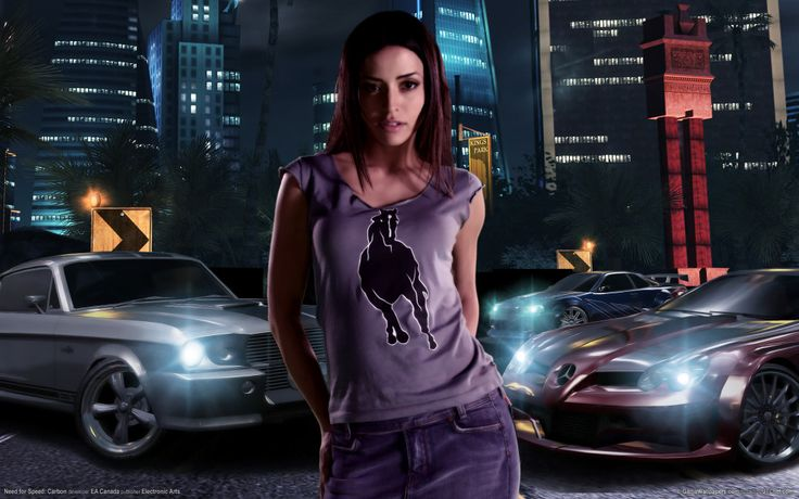 Need For Speed Carbon Racing Game Wallpapers
