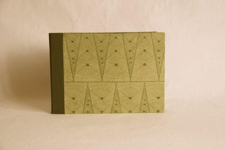 Cuaderno de papel pautado para música
