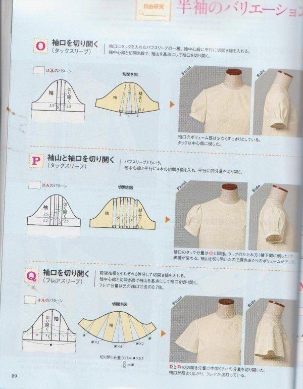 Уроки шитья ✂