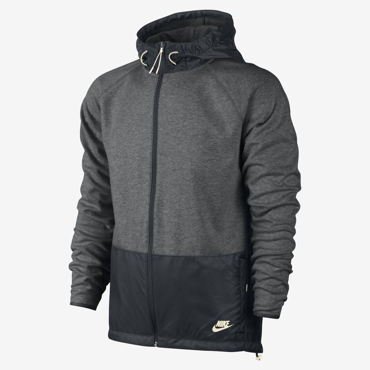 Nike Store. Nike DWR Trail Soft Men's Running Hoodie