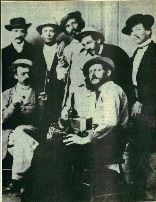 Earp,Clanton, Holliday