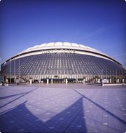 I don't care if you hate sports - if there is any baseball going on while you are there.. get to a game! SOOOO entertaining and weird. http://www.tokyo-dome.co.jp/e/dome/schedule/month/march.html