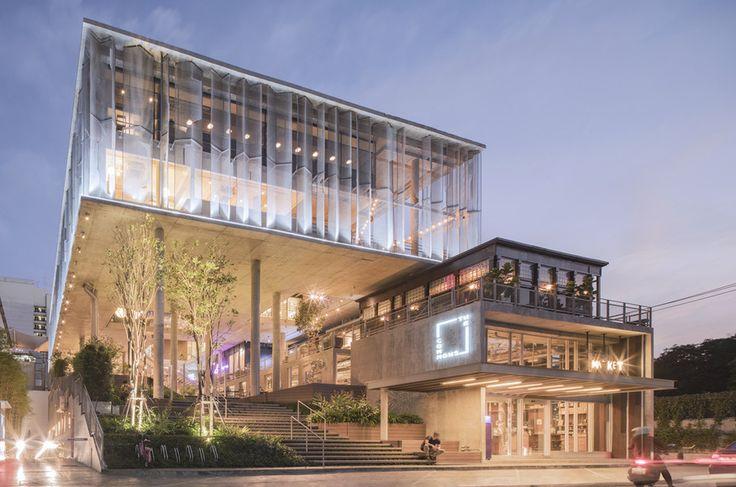 Les communs | Magazine Architecte | Département d'architecture, Bangkok, Thaila …