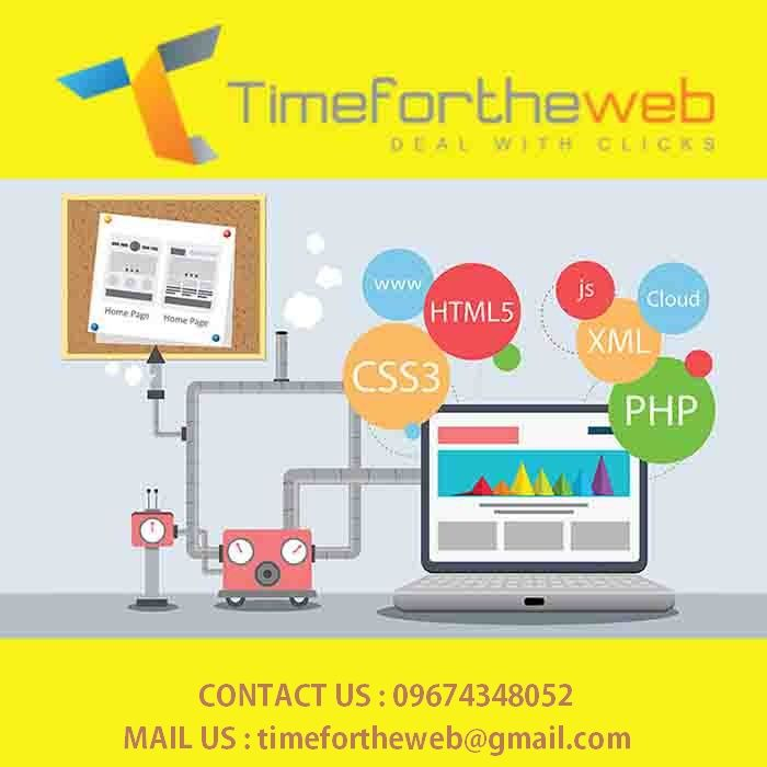 Timefortheweb The Web Development Company In India Is Leading Web Design Services Provider With Responsive And Cheap Web Design Websi Web Development Company Web Development Website Development Company