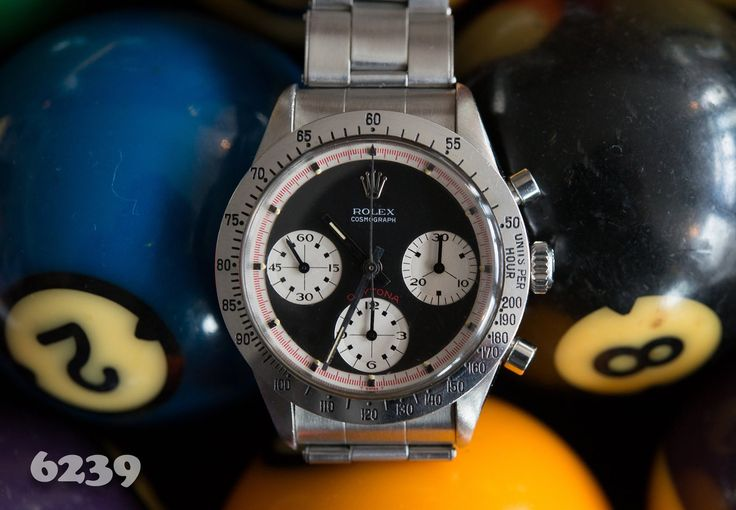 Rolex Daytona Paul Newman reference 6239
