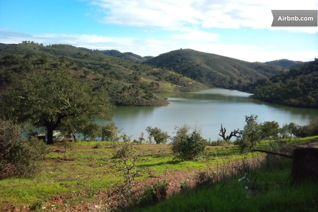 secluded paradise by waterside in Ourique: Lakes Paradis, Secluded Paradise