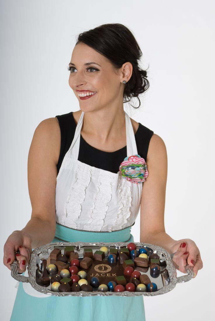 Innovative chocolatier Jacqueline Jacek opens location on Edmonton's 104th Street, by Stephanie Medford | The Local Good | photo used with permission of Jacek Chocolates | #yegfood