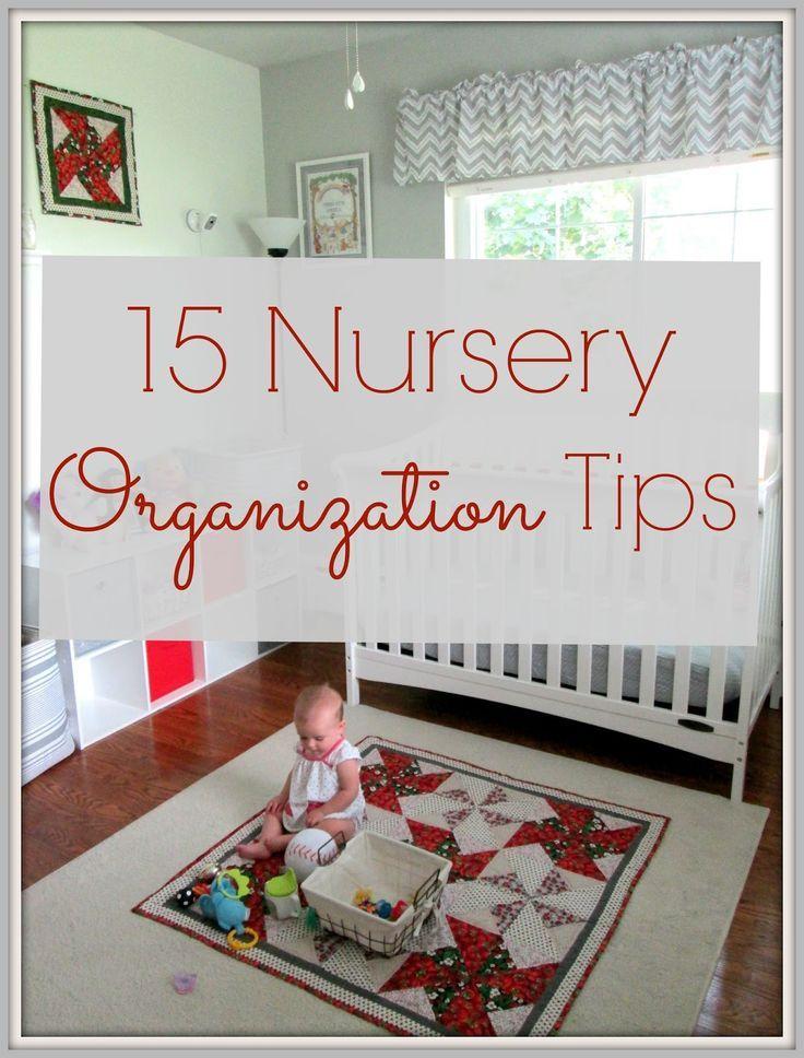 156 best nursery organization ideas organizing tips and diy hacks images on pinterest - Baby room organization tips ...