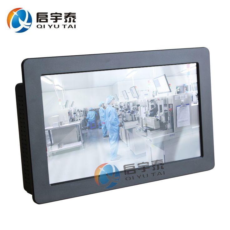 Интер N2800 1.6 ГГц Промышленный Панельный КОМПЬЮТЕР N2800 безвентиляторный 12 дюймов широкоформатный экраны сенсорный экран двойной РАЗЪЕМ RJ-45 dual com 1280x800