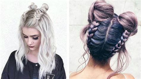 einfache frisuren für mittleres haar für party youtube - #