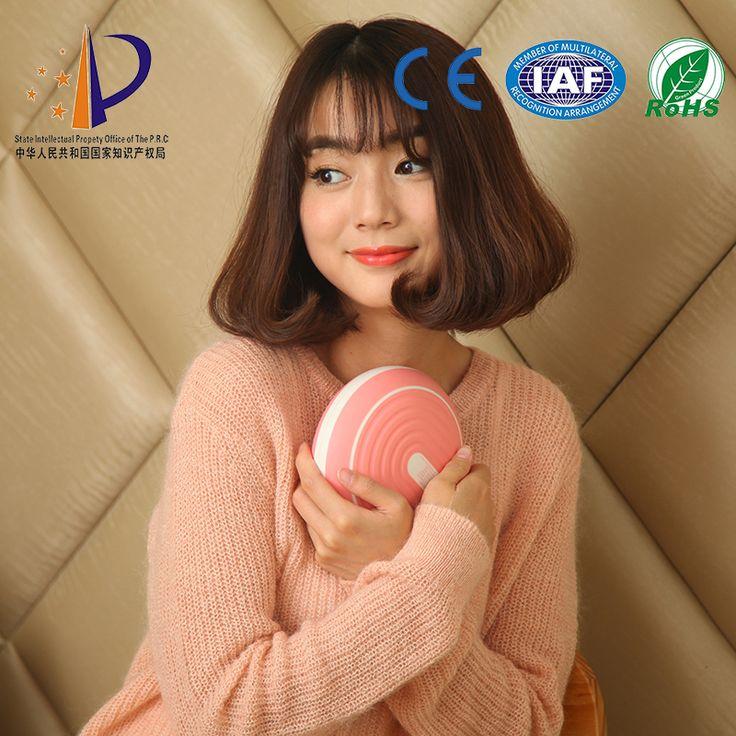 Dipatenkan desain keramik disc 5 min LSB-K302 pengisian 2-6 jam panas menjaga tangan hangat panas alami pijat desain gratis pengiriman
