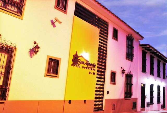 Nuestra espectacular fachada