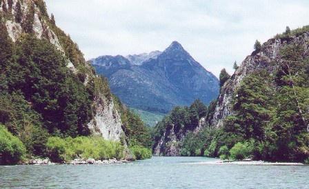 Palena River Canyon - Chile