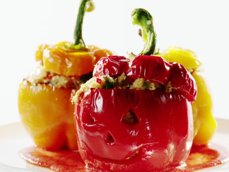13 best halloween food ideas images on pinterest cooking recipes ratatouille stuffed jack o peppers halloween recipehalloween treatshalloween dinnerhalloween forumfinder Image collections