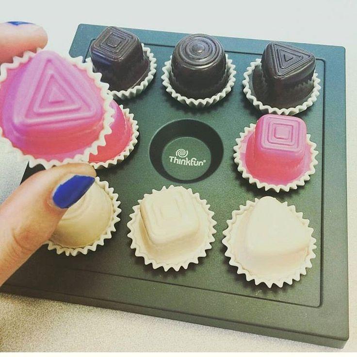 Egy kis édességet?  Repost from thinkfun