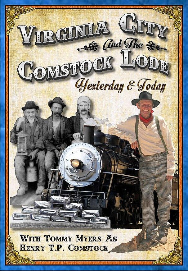 Brand New DVD produced in Nevada tells the fascinating story of historic Virginia City & the Comstock Lode - Learn more at VideoVelocity.tv