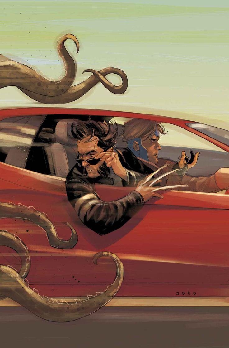 Novidades das próximas edições de Wolverine e Astonishing X-Men ~ Universo Marvel 616