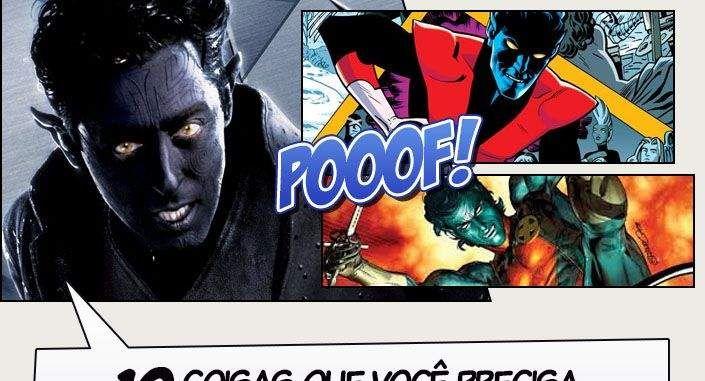 """""""Você ousa chamar aquilo de humano?!"""" A imagem de William Stryker se referindo a Kurt Wagner em Deus Ama, o Homem Mata ainda é bem clara na memória dos fãs dos X-Men. Mas devido ao carisma passado pelo Noturno ao longo dos anos, era impossível ver sentido nessa frase… afinal, Noturno era bem mais que …"""
