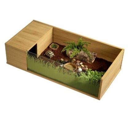 les 25 meilleures id es de la cat gorie terrarium pour tortue sur pinterest enclos pour tortue. Black Bedroom Furniture Sets. Home Design Ideas