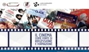Il #cinema come fonte di riflessione e formazione, un percorso gratuito sulla gestione dello #stress nel lavoro organizzato dalla Camera di Commercio di #Pisa.