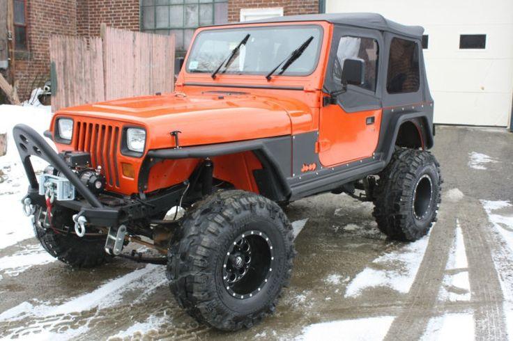 jeep wrangler yj 95 seats - Google Search More
