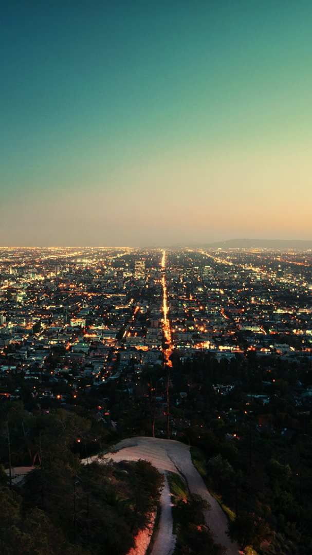 Los Angeles California City Night Wallpaper City Iphone Wallpaper California Iphone Wallpaper Iphone Wallpaper Landscape