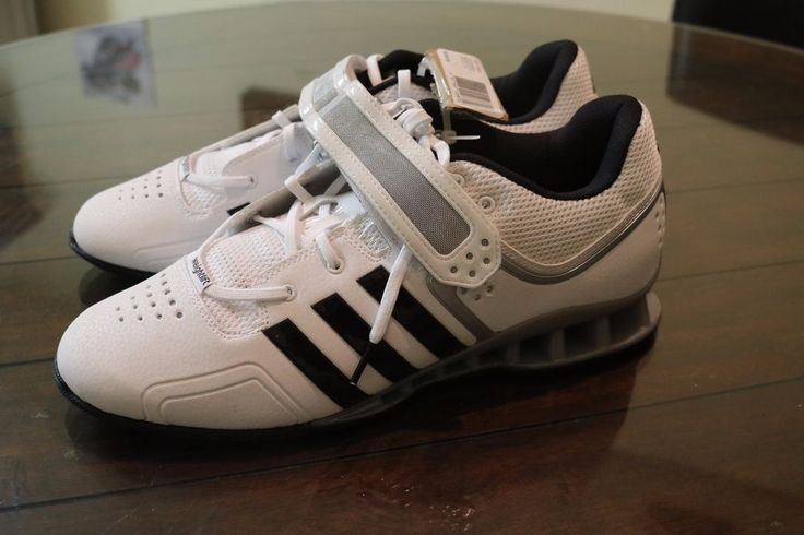 Adidas Adipower Weightlifting Shoes Crossfit Men Brand New Size 7.5  #adidas #Weightlifting