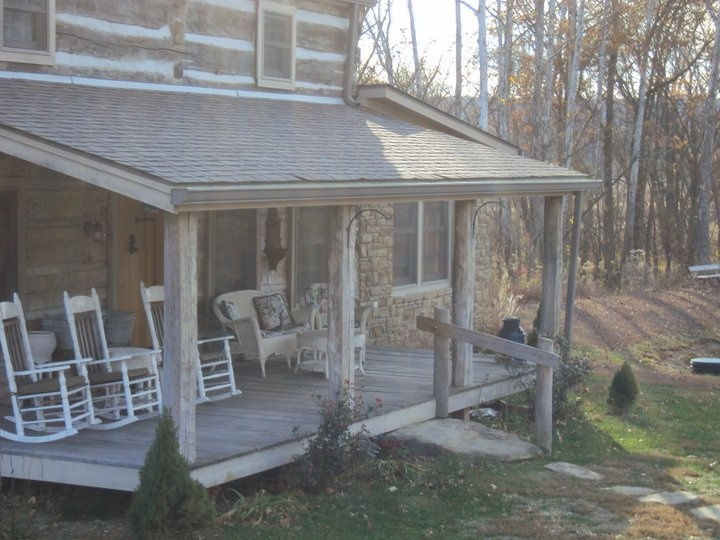 Hawks Haven Log Cabin, Nashville, Indiana