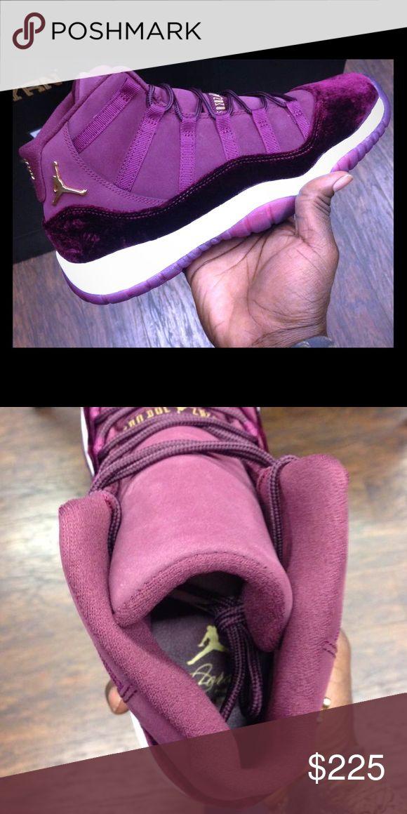 Purple retro Jordan's Classic shoe Jordan Shoes Athletic Shoes