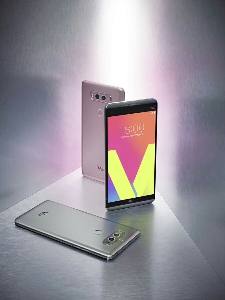 Will the LG V20 succeed with this powerhouse of a phone? I know I want one.