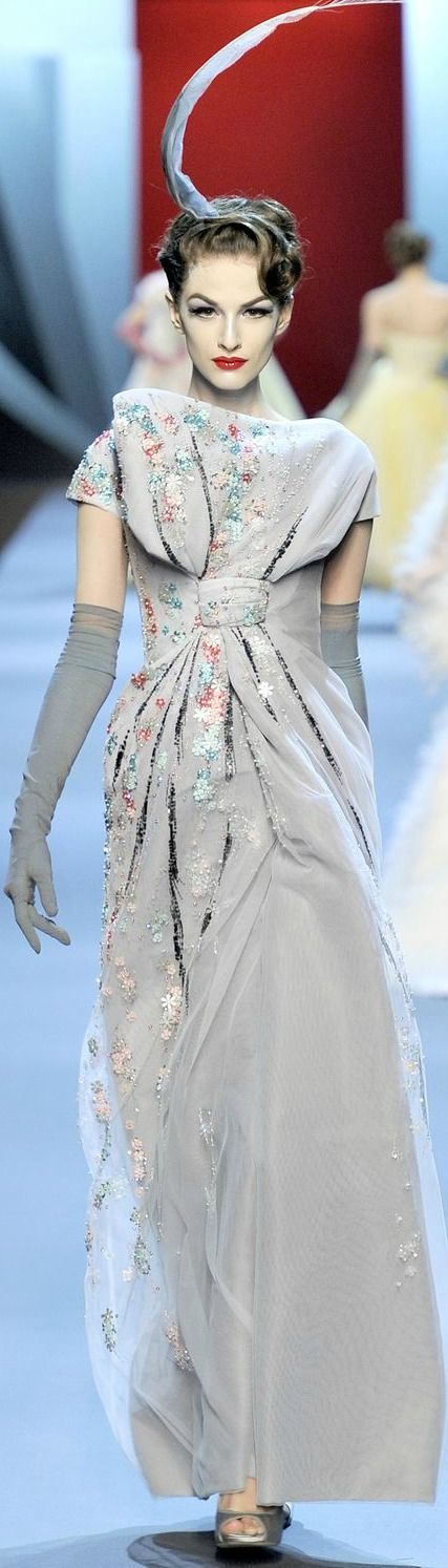 Christian Dior Haute Couture Spring Summer 2011  | The House of Beccaria