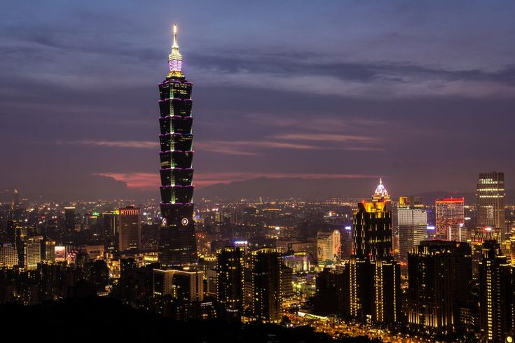 Visitors to Taipei are often surprised that there's more to this city than Taipei 101. Here are eight of the city's most impressive buildings.