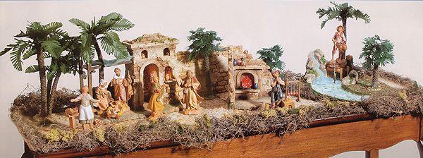 Fontanini's: 5 Inch Village Scenes