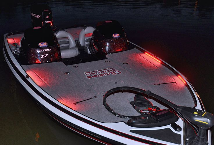 61 Best Bass Boat Led Lighting Images On Pinterest Bass