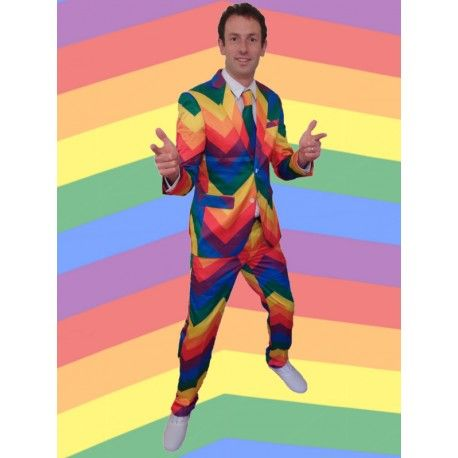 The Rainbow suit from fruitysuits.com