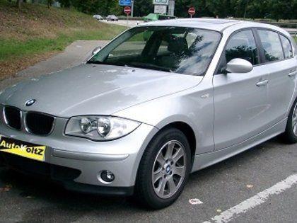 Bara fata completa BMW Seria 1 E87 2004- 2007- 5 Piese