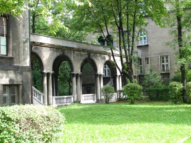 Bielsko-Biała, L.O.im Kopernika - siedziba AJBoston