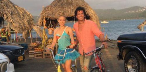 A los tribunales Shakira y Carlos Vives por La bicicleta:...